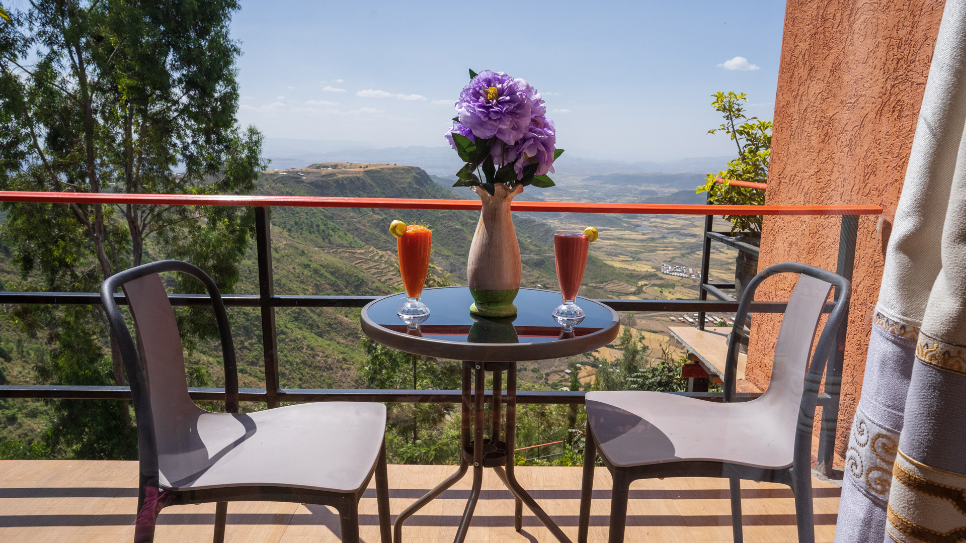 PANORAMIC VIEW HOTEL - BEST HOTEL IN LALIBELA5